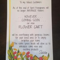 Frangipanis#flowercart#bunches#freshflowers#anglesea#beautiful# by frangipanisanglesea http://ift.tt/1KosRIg