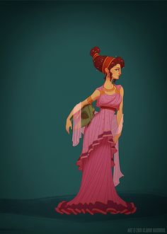 Historically accurate princesses.