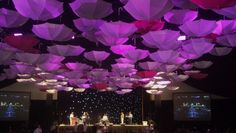 umbrella ceiling treatments - Google Search