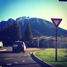 Mt Si. Washington State
