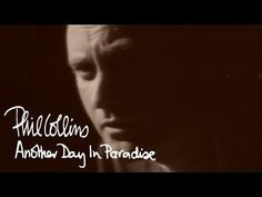 """Another Day In Paradise"" was the first single to be released from Phil Collins' number-1 1989 album '...But Seriously'. Pre-Order Phil's autobiography ""Not..."