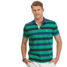 Slim Fit Multistripe Deck Polo Shirt - Palmetto Green Heather. Get Sizzling discounts up to 50% Off at Nautica using Coupon and Promo Codes.