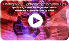 HDR Photography Tutorial: How to do HDR from Start to Finish - PLP # 70 by Serge Ramelli. http://photoserge.com/tutorial/hdr-photography-tutorial-how-to-do-hdr-from-start-to-finish-plp-70-by-serge-ramelli/