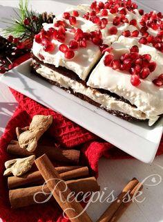 Vianočné mascarpone rezy – Recepis.sk Recipes, Basket, Mascarpone, Recipies, Ripped Recipes, Cooking Recipes, Medical Prescription, Recipe