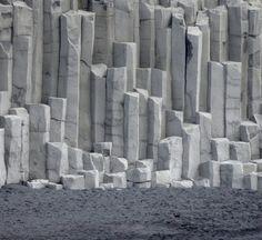 Basalt Columns, Vík í Mýrdal, Iceland