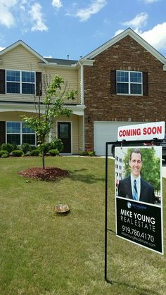 COMING SOON...  HUGE Wake Forest End of Cul De Sac Home with ALL the Bells & Whistles including a Screened Porch & Fenced BackYard + BARGAIN Priced in the lower 200's   Just Like Brand New, Move in Ready and a Must See :)  Email Me Now @ MikeYoungRealEstate@gmail.com for a Private Showing as Soon as this Home Hits the Market   #Raleigh #Wake #Forest #Home #Homes #Real  #Estate #House #Realty  #Realtor #Triangle   #9197804170 #MikeYoungRealEstate@gmail.com    www.MikeYoungRealEstate.com…