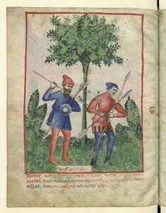 Nouvelle acquisition latine 1673, fol. 100v, Climat : vent d'ouest