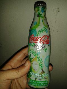Colección coca cola light