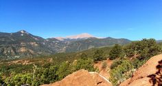 Pike's Peak - Colorado