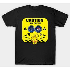 pokemon T-Shirt featuring polyvore, women's fashion, clothing, tops and t-shirts