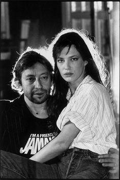 Jane and Serge