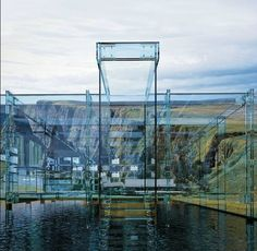Glass House Designed By Carlo Santambrogio