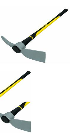 Mattocks and Picks 178982: Pick Mattock Fiberglass Handle Garden Hand Tool Lawn Outdoor Digging Axe Plant -> BUY IT NOW ONLY: $62.29 on eBay!