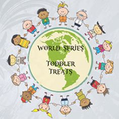 FREE World Series e-Book Toddler Treats
