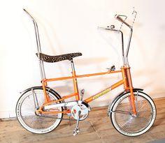 Vintage ape-hanger Bike