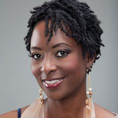 Taliah Waajid is passionate about natural hair. Having opened up her first hair braiding and natural hair salon in Harlem in 1988, she eventually moved to Atlanta and founded her company Braids, Weaves & Things in 1991 from which spawned Black Earth Products.