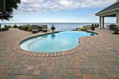 Pool Decks Picture Gallery
