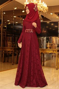 Aazim was 24 when he married Sana. He loves her and his life was amaz… Hijab Gown, Hijab Evening Dress, Hijab Style Dress, Arab Fashion, Islamic Fashion, Muslim Fashion, Stylish Dresses, Fashion Dresses, Muslim Dress