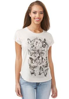 6f5b8aeb73990 Cato Fashions Be Your Own Kind Of Beautiful Tee-Plus  CatoFashions Be Your  Own