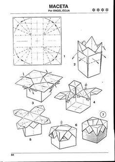 1166 張最佳 ╭。☆║ Origami tutorial ║☆。╮ 圖片