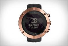 A fabricantes de relógio, Suunto, lançou seu mais novo relógio, o Kailash. Feito à mão na Finlândia, o Kailash recebe o seu nome a partir da montanha sagrada tibetana que nunca foi escalada, possui uma estrutura de fibra de vidro e engren