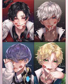 Handsome Anime Guys, Cute Anime Guys, All Anime, Yandere, Obey Art, Fandom Games, Estilo Anime, Shall We Dance, Boy Pictures