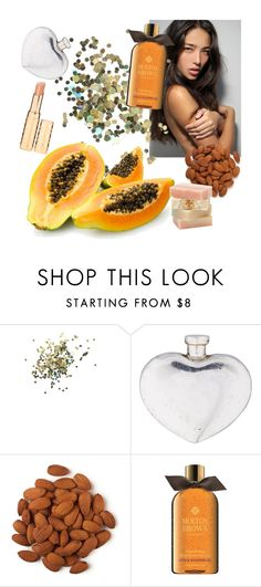 """Love Your Body"" by lorennah-granfors ❤ liked on Polyvore featuring güzellik, Topshop, Tiffany & Co. ve Molton Brown"