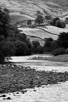 Swale near Crackpot by dickygoldthorpe, via Flickr