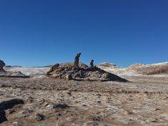 Três Marias, Valle de La Luna. Atacama