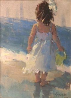Memories of Summer 16 x 12 by Nancy Franke Oil ~ 16 x 12