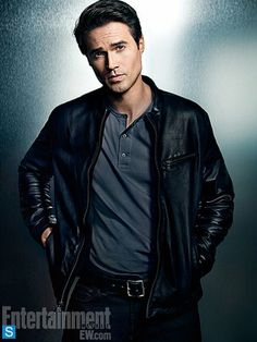 Okay, so I was talking to my TV whenever Grant Ward (played by Brett Dalton) came on screen. I FOUND A NEW MANCRUSH. :D