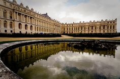 Château de Versailles- Official Royal Residence of France