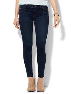 New York & Co. Women's Soho Jeans - Legging - Highland Bl-$41.96