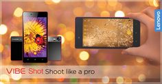 When your beloved DSLR is away, the Lenovo Vibe Shot saves the day! Capture the perfect shot always.http://goo.gl/3Ud0vt