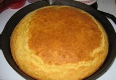 This is the only way I will make cornbread now. Hubby bought me a 12 Lodge cast iron skillet and since I had always heard my grandma talk about how good cornbread was in a skillet I tried it. This is her recipe with a few tweaks of my own. Its great hot,right out of the oven, with butter and honey. I also serve it with stews and soups. Enjoy
