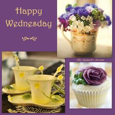 Good Morning....Happy Wednesday
