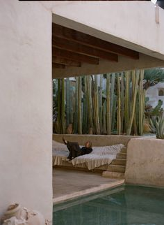 Philip Dixon Home in Venice Beach, California – Design. - Philip Dixon Home in Venice Beach, California photographed by Justin Chung - Home Interior Design, Exterior Design, Interior And Exterior, Interior Ideas, Mamounia Marrakech, Dixon Homes, Venice Beach California, Venice Beach House, California California