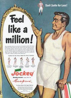 Image result for vintage mens ad