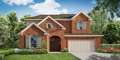 20313 Martin Lane (Bernstein) at Blackhawk - Lifestyle in Pflugerville, TX, now available for showing by Texas New Home Team