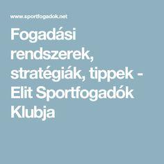 Fogadási rendszerek, stratégiák, tippek - Elit Sportfogadók Klubja Tech Companies, Company Logo