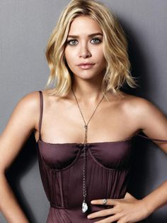 Olsen twins are great new fashion designers I love their style! Cutest picture of Ashley O. Especially love the ring and necklace..