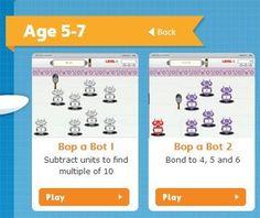 Maths Champs - maths games for kids (5-7)
