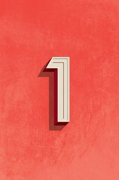 Creative Typography, Lettering, Art, Print, and Numbers image ideas & inspiration on Designspiration Typography Letters, Graphic Design Typography, Hand Lettering, Number Typography, Typography Images, Number Logos, Number Number, Magic Number, Graphic Posters