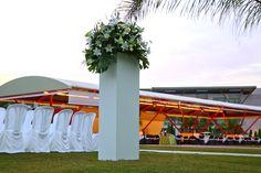 Outdoor weddings at La Finca