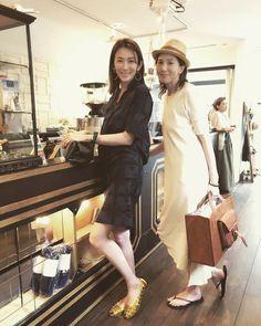nanako ohkouchiさんはInstagramを利用しています:「@takumayui と @rhombus_savascoffee へ。 古着がいっぱいで @shoco_co が可愛いの着てて、、、古着って可愛い♡ やっぱり 古着はデニムが気になる。 #古着 と言えば #デニム 。 楽しかった〜 ありがとう!! #クレープ…」
