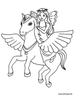 Looking for a Coloriage Imprimer Cheval Avec Cavaliere. We have Coloriage Imprimer Cheval Avec Cavaliere and the other about Coloriage Imprimer it free. Fairy Coloring Pages, Coloring Pages For Kids, Coloring Books, Wood Dog, Design Reference, Pegasus, More Pictures, Pencil Drawings, Rapunzel