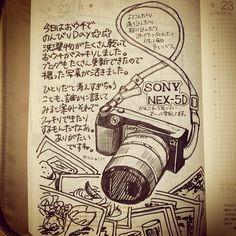 akanehazuki  #ほぼ日手帳#カズン#手帳#万年筆#日記#diary#sony#nex5 | Use Instagram online! Websta is the Best Instagram Web Viewer!
