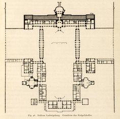 Architectural Drawings, Models, Photos, etc. Architecture Mapping, Historical Architecture, Architecture Plan, Building Art, Building Plans, Museum Studies, Urban Design Plan, Ancient Buildings, Planer
