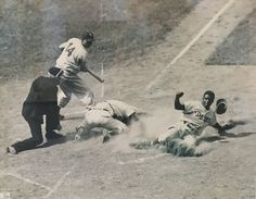 Vintage Photo   Color Line: The History of the Negro Baseball League