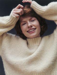 PIBE Magazine Photographer: Edd Horder Model: Edwina Preston@Select
